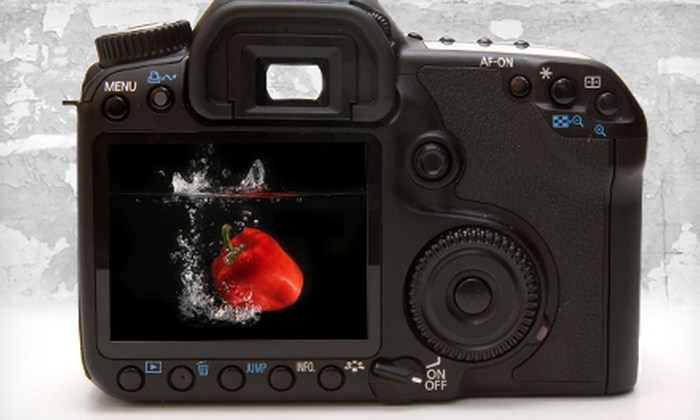 Legacy Studios - Multiple Locations: $49 for a Three-Hour Hands-On Basic Digital-Photography Class from Legacy Studios ($249 Value)