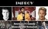 The Hollywood Improv - Melrose: $8 Ticket to See Owen Benjamin at Hollywood Improv on 7/29