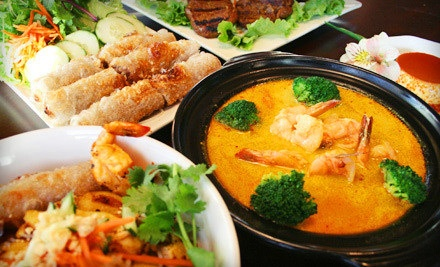 $20 Groupon to Saigon Landing Restaurant - Saigon Landing Restaurant in Greenwood Village