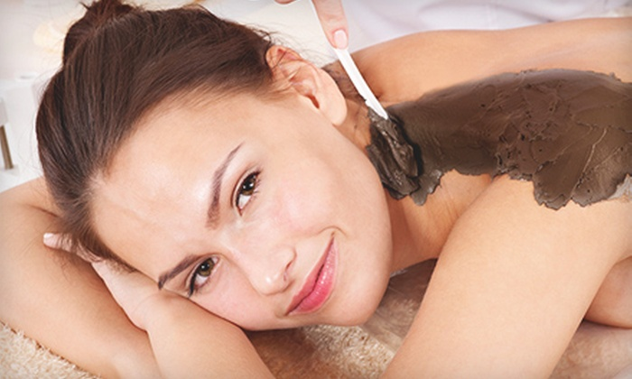 Pure Essentials Day Spa - Westgate: $50 for a Body Wrap at Pure Essentials Day Spa in Fairbanks ($125 Value)