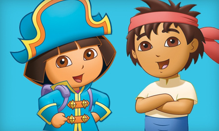 """Dora the Explorer"" - Master Theatre: $28 for a Dora the Explorer Musical Experience at Millennium Theatre on April 15 at 6 p.m. ($56.49 Value)"