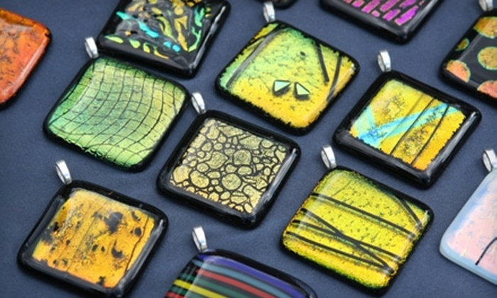 Old Town Stained Glass - Winchester: $20 for a Glass-Fusing Workshop with Materials at Old Town Stained Glass in Winchester ($40 Value)