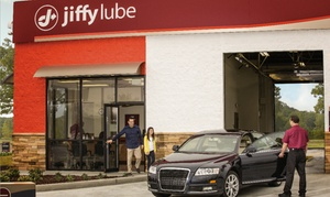 Jiffy Lube Signature Service Oil Change - Up to 33% Off  at Jiffy Lube (Southern California), plus 6.0% Cash Back from Ebates.