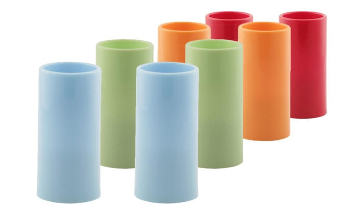 2PK 3x6 Flameless Pillar Candles: Flameless Pillar Candles 2-Pack. Multiple Colors Available. Free Returns.