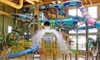 Maui Sands Resort & Indoor Waterpark - Sandusky, OH: 1-Night Stay with Six Water-Park Passes and Family Dinner at Maui Sands Resort & Indoor Waterpark in Sandusky, OH