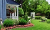Up to Half Off Lawn Fertilization or Aeration from WonderGro, Inc.