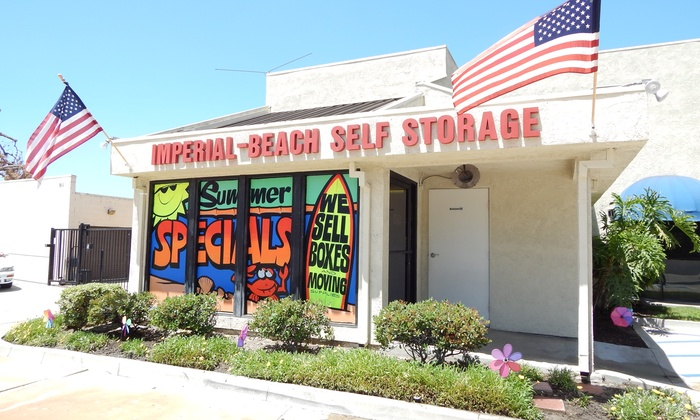 Imperial Beach Self Storage - Lowell: $30 for $55 Worth of Storage-Space Rental — Imperial Beach Self Storage