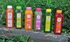 18Karrots Cold-Press Juice Cleanse and Detox