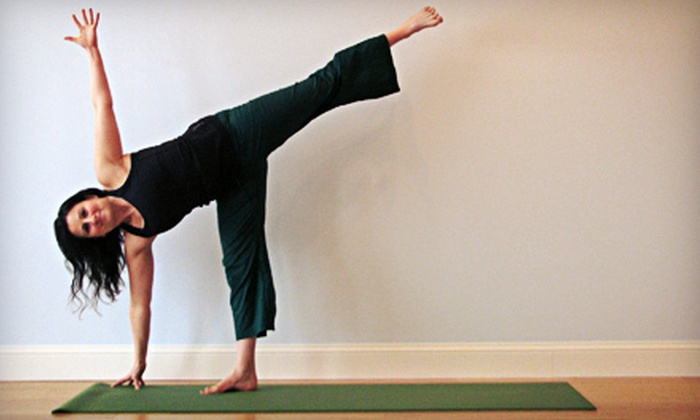 Pure Freedom Yoga Studio - Halifax Clayton Park West: Five Classes or One Month of Classes at Pure Freedom Yoga Studio (Up to 69% Off)