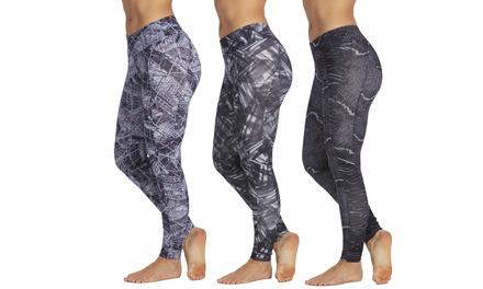 Marika Tek Women's Dash-Printed Leggings