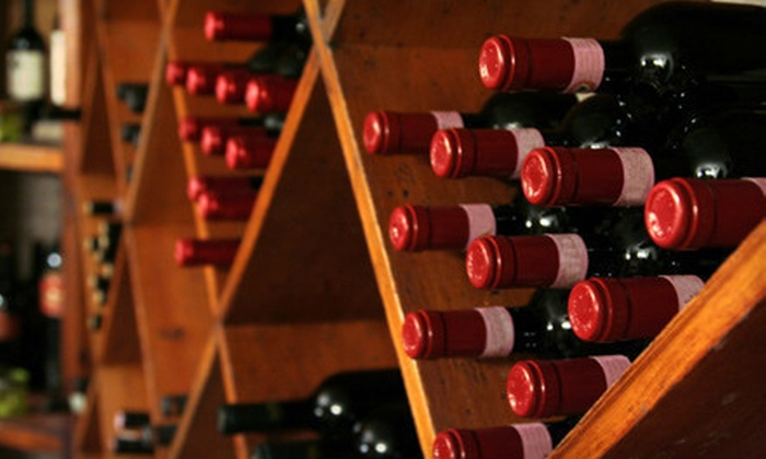 Hinsdale Wine Shop - Hinsdale: $49 for Six Bottles of Assorted Wine at Hinsdale Wine Shop (Up to $100 Value)