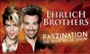 "Magie-Show ""Ehrlich Brothers"""