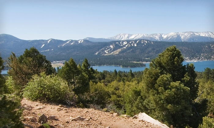 Fireside Lodge - Big Bear Lake, CA: Two-Night Stay at Fireside Lodge in Big Bear Lake, CA