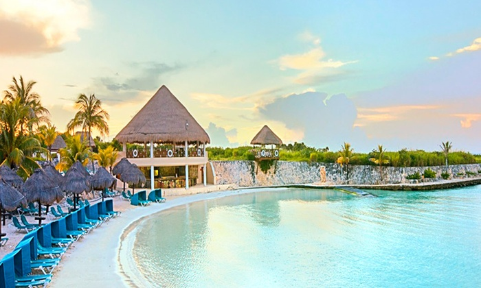 All-Inclusive Occidental Grand Xcaret Stay with Airfare - Riviera Maya: 6-Day All-Inclusive Riviera Maya Vacation with Airfare from Travel by Jen