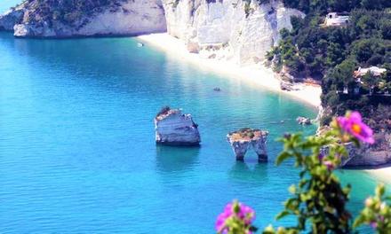 Gargano: fino a 7 notti in pensione completa e servizio spiaggia Hotel Borgo Marina