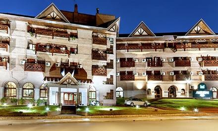 Pinamar: desde $999 por 2, 3 o 4 noches para dos + spa + late check out en Hotel Algeciras