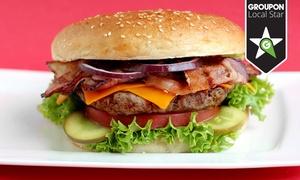 Burger  House: Burgery i frytki: apetyczny zestaw od 13,99 zł w Burger House (do -42%)