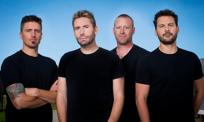 Nickelback: Feed the Machine Tour with Daughtry & Shaman's Harvest - Ak-Chin Pavilion: Nickelback: Feed the Machine Tour with Daughtry & Shaman's Harvest on September 9, at 6 p.m.