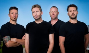 Nickelback: Feed the Machine Tour with Daughtry & Shaman's Harvest: Nickelback: Feed the Machine Tour with Daughtry & Shaman's Harvest on July 25 at 6 p.m.