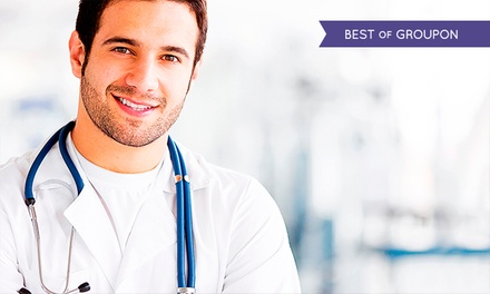Comprehensive Top-to-Toe Medical Assessment from £79 with Pro Active Life (Up to 73% Off)