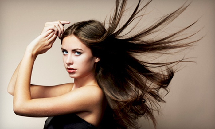 Dave Faunce at Awilda Salon - Beverly Hills: $119 for a Brazilian Blowout with Dave Faunce at Awilda Salon in Beverly Hills ($300 Value)