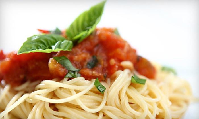 Randazzo's Family Restaurant - Metairie: Half Off Italian Fare at Randazzo's Family Restaurant in Metairie
