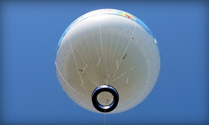 AeroBalloon - Westford: $15 for One Aeroballoon Ride in Westford ($28 Value)