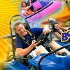 $9 for Attractions at Boomers! Fresno