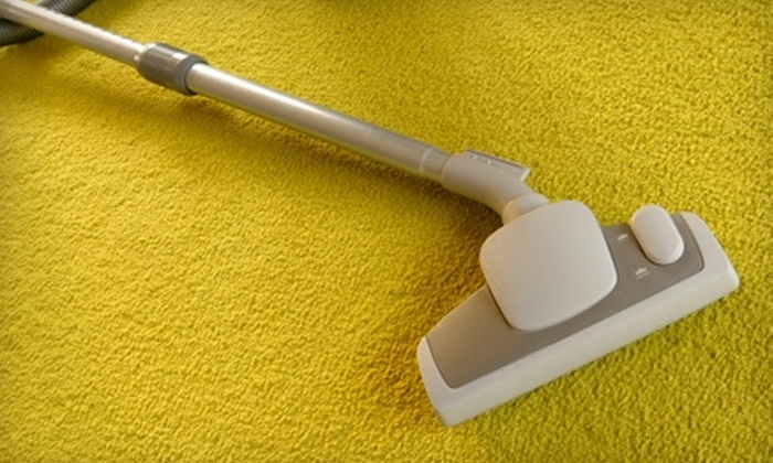 Absolute Best Carpet Care - Capitol Park: $40 for $100 Toward Carpet, Tile, and Duct Cleaning from Absolute Best Carpet Care