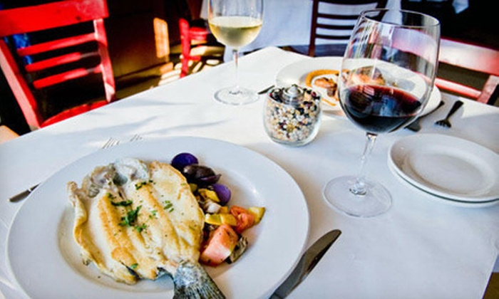 Chef Tony's - Bethesda: $20 Worth of Seafood and Mediterranean Fare