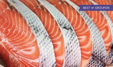 Up to 42% Off Seafood Dinner at Fins Market & Grill