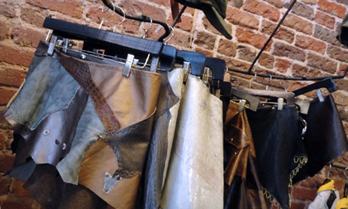 Royal Peasantry Boutique - Downtown Asheville: $17 for $35 Worth of Upcycled Apparel and Accessories from Royal Peasantry Boutique