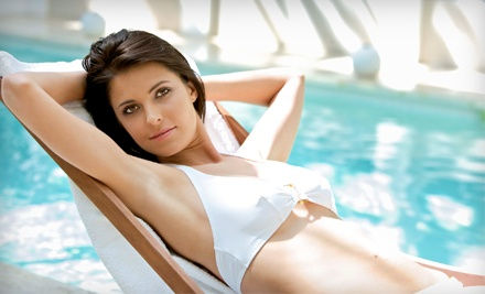 4 Laser Hair-Removal Treatments on a Small Area (up to a $420 value) - Abby Laser Spa in Abbotsford