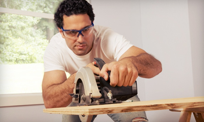 2, 4, 8, 16, or 32 Hours of Handyman Services from Handyman Services of Miami (Up to 73% Off)