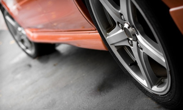 Masters Car Spa - Bentgrass Farms: One, Three, or Five Full-Service Hand Car Washes at Masters Car Spa in Alpharetta (Up to 62% Off)
