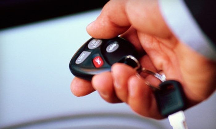 Pro Detail & Audio Installation - Jenks: $84 for a Remote-Start-System Installation at Pro Detail & Audio Installation in Jenks ($169.98 Value)