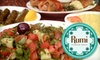 Rumi Turkish Grill - The Waterfront: $20 for $40 Worth of Turkish Cuisine at Rumi in Jersey City