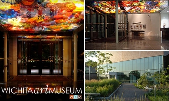 Wichita Art Museum - Riverside: $3 for a General Adult-Admission Ticket to Wichita Art Museum ($7 Value)