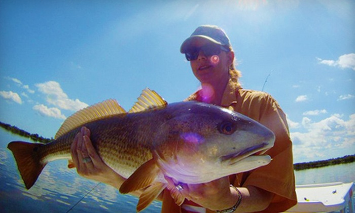 Orlando Outdoor Adventures - Cocoa River: $15 for a Fishing Workshop and $50 Toward a Fishing-Boat Charter at Orlando Outdoor Adventures in Cocoa ($80 Value)