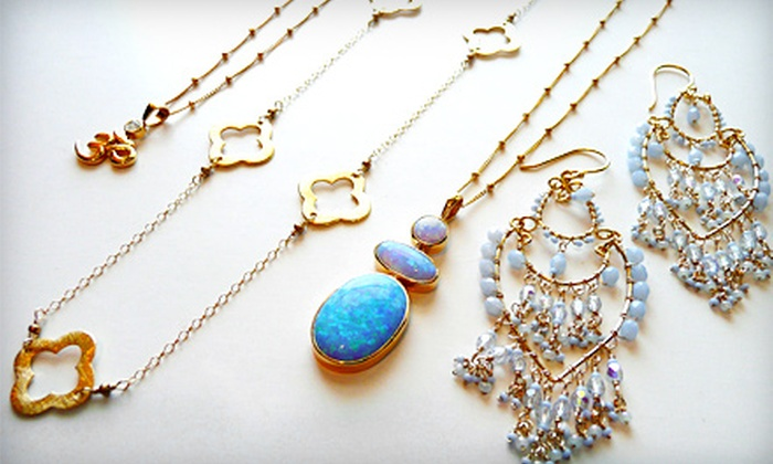 Flying Lizard Design - San Jose: $30 for $60 Worth of Jewelry and Accessories at Flying Lizard Design