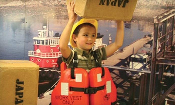 Maine Discovery Museum - Bangor: $7 for Two Tickets to the Maine Discovery Museum in Bangor ($15 Value)