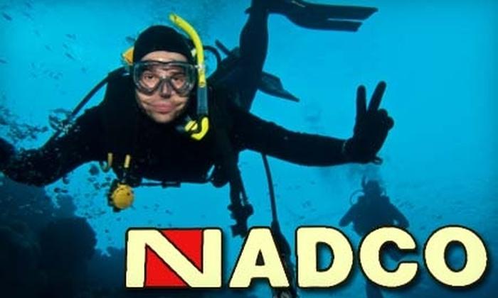 North American Divers Company - Greensboro: $30 for a Three-Hour Discover Scuba Class at North American Divers Company ($60 Value)