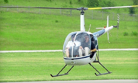 Hands-on Demo Flight for 1 Person (a $300 value) - Higher Ground Helicopters in Middletown
