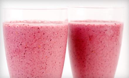 $10 Groupon to Twin Cups Frozen Yogurt & Coffee Bar - Twin Cups Frozen Yogurt & Coffee Bar in Santa Barbara