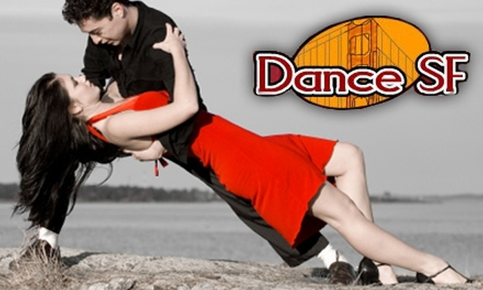 Dance SF - Multiple Locations: $12 for Two Drop-In Salsa Classes from Dance SF ($30 Value)