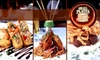 Small Plates (2 Locations) - Downtown: $20 for $40 Worth of Eclectic Tapas and Drink at Small Plates