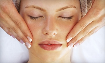 Oriental Wellness Center and Spa: 60 Minute Anti-Stress Facial with Hands, Shoulder, and Upper-Back Massage - Oriental Wellness Center and Spa in Pewaukee