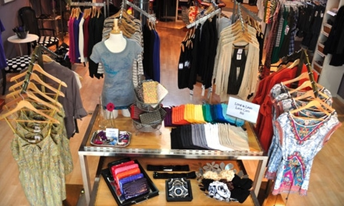 Felicity Boutique - South Central: $15 for $30 Worth of Women's Clothing and Accessories at Felicity Boutique