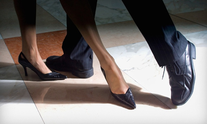 Candlelight Dance Club - Cherry Hill: Ballroom-Dancing Package at Candlelight Dance Club in Cherry Hill (Up to 80% Off). Three Options Available.