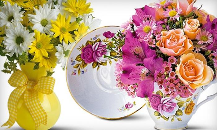 Virginia Beach Florist - Northeast Virginia Beach: $25 for $50 Worth of Flowers and Gifts at Virginia Beach Florist